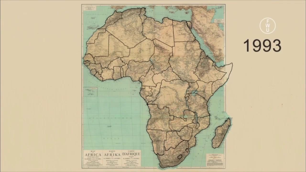 Fwu Der Wettlauf Um Afrika Europäischer Kolonialismus Trailer