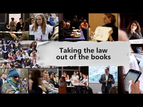 Taking the Law out of the books - Jean-Pictet Competition