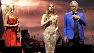 If Only - Andrea Bocelli & Christine Allado - Live in Budapest