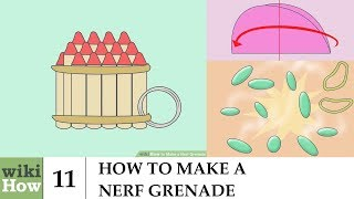 wikiHow: How to Make a Nerf Grenade