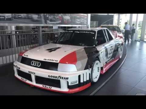 Audi Museum, museum mobile, Ingolstadt