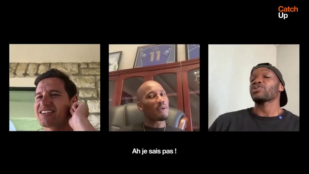 CATCH-UP - Episode #5 : D.Drogba, S.Mandanda & F.Thauvin - #TeamOrange
