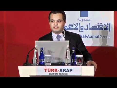 Mr. Arda Ermut,Vice President, Investment Support & Promotion Agency, Turkey at TAF 2012