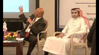 """The Smartphones & the Evolution of Telecom Industry Ecosystem"" Mr. Abdullah Al Kanhal, STC 2/3"
