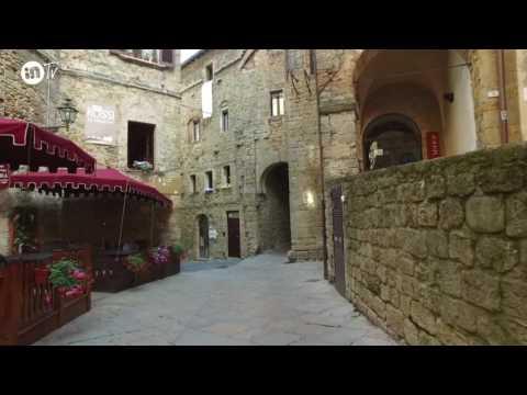 Volterra 2016-Volterra la città turistica perfetta