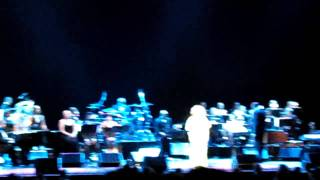 "Aretha Franklin ""Sweet Bitter Love"" Radio City 2/18/12"