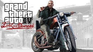 MISTRZ KIEROWNICY! [#5] GTA IV: The Lost and Damned