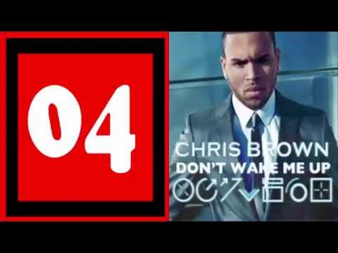 Chris Brown Top 10 Songs   Free Download Playlist