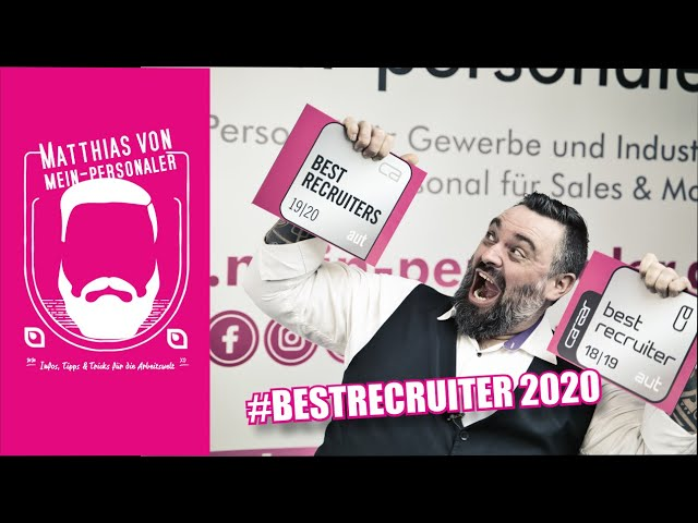 BEST Recruiter 19/2020