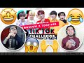 Are TOMORROW x TOGETHER the Best TikTok Dancers?! | TikTok Challenge | Cosmopolitan  | NSD REACTION