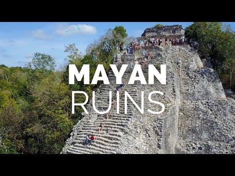 10 Most Amazing Mayan Ruins – Travel Video