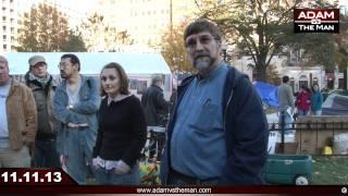 """Adam vs """"Anti-Capitalism Teach In"""" at Occupy DC"""