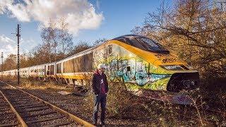 Le train Eurostar abandonné - Urbex