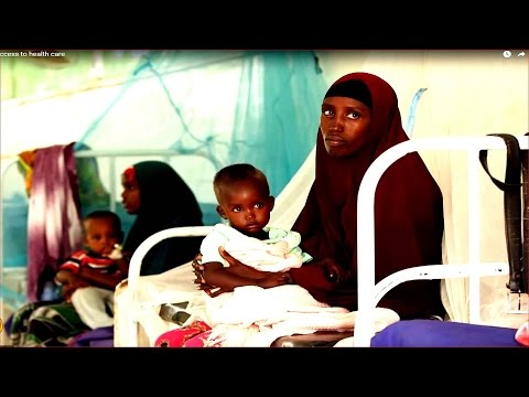 Somalia: 1.5 million Somalis do not have access to health care