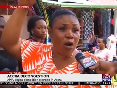 Accra Decongestion - The Pulse on JoyNews (5-5-17)