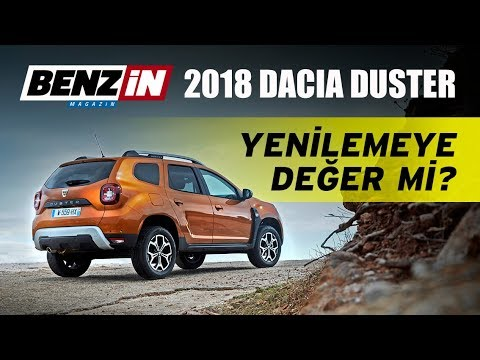 yeni dacia duster test s r 2018 youtube. Black Bedroom Furniture Sets. Home Design Ideas