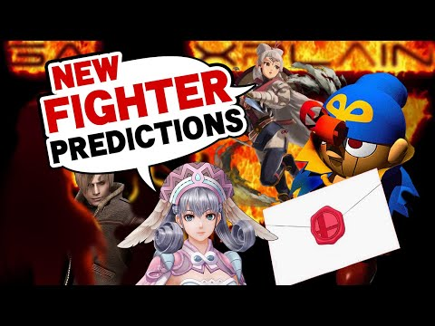 Sakurai Presents PREDICTIONS! Who's the 7th DLC Fighter in Smash Bros. Ultimate?!