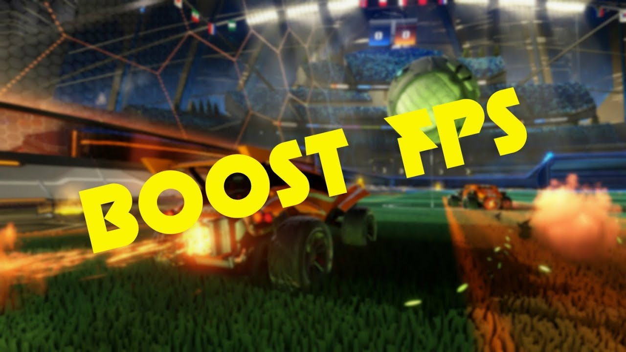 🔧 Rocket League - How to improve performance and FPS - YouTube