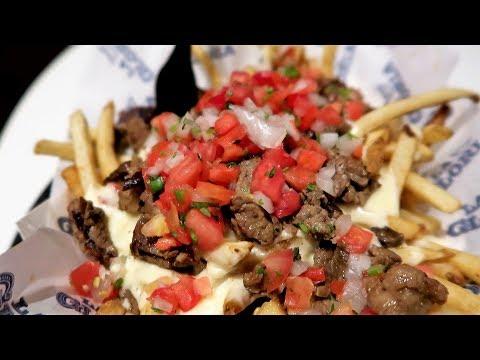 Carne Asada Fries In Las Vegas