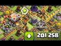 Clash of Clans - Gemming Town Hall 11 to MAX! (Gameplay)