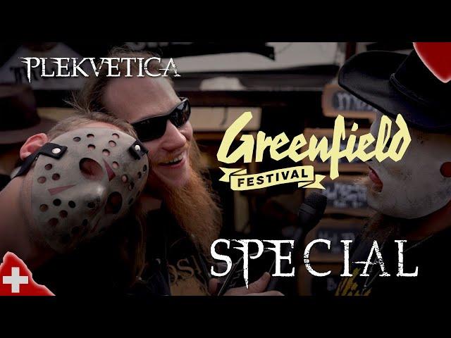 [Special] Greenfield Festival 2019 - Fragenkette