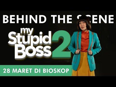 My Stupid Boss 2 - Lebih Dari Sebelumnya   #BehindTheScene   28 Maret Di Bioskop