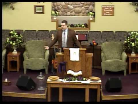 Bro. Jordan Foster: Sermon on the Mount - Part IV