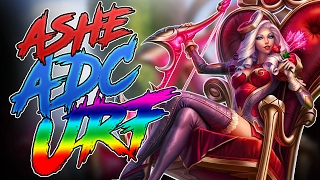 URF 2017 ASHE ADC - Ultra Rapid Fire All Random 2017 League of Legends