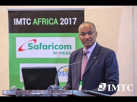 IMTC AFRICA 2017 - Dr. Patrick Njoroge, Governor, Central Bank of Kenya (CBK)