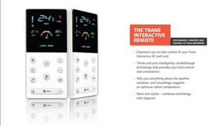 Trane Interactive REMOTE SYSTEM DESIGNING 919825024651