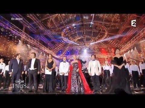 La Marseillaise - Le Concert De Paris - Bastille Day | Anita Rachvelishvili