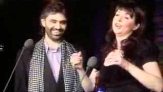 andrea bocceli & sarah brightman   josh groban   time to say goodbye