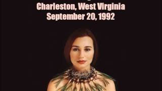 Tori Amos Mountain Stage Radio 09-20-1992 Happy Phantom