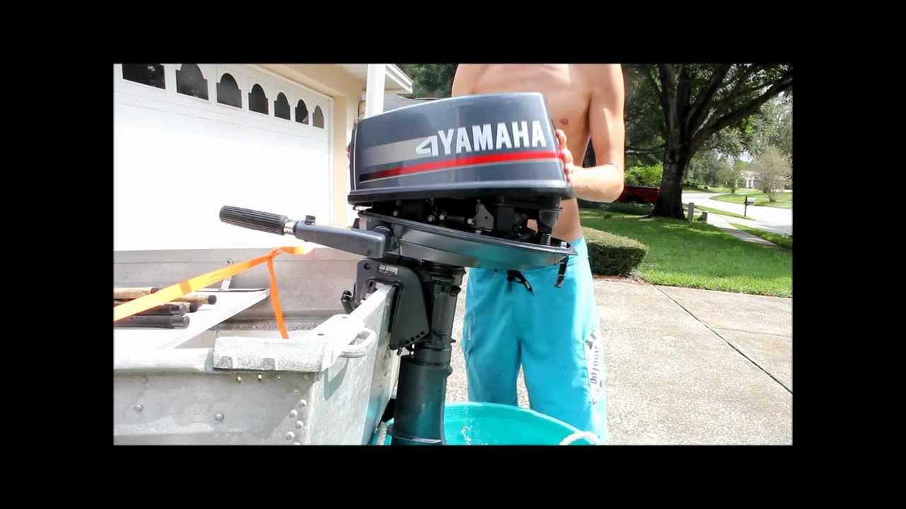 Yamaha  Hp  Stroke Service Manual