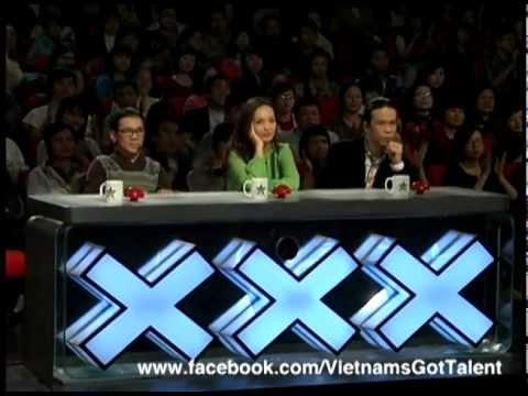 [2/49] Nguyễn Thanh Bình - Nhạc cụ - Hà Nội - Vietnam's Got Talent