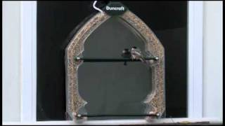 Duncraft's One Way Mirror Window Feeder