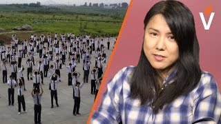 Trying to spark free thought among students in North Korea | Author Suki Kim