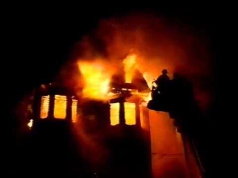 Jersey City Fire Dept Triple Fatal Fire 132 Wilkerson Ave Feb 5th 2003