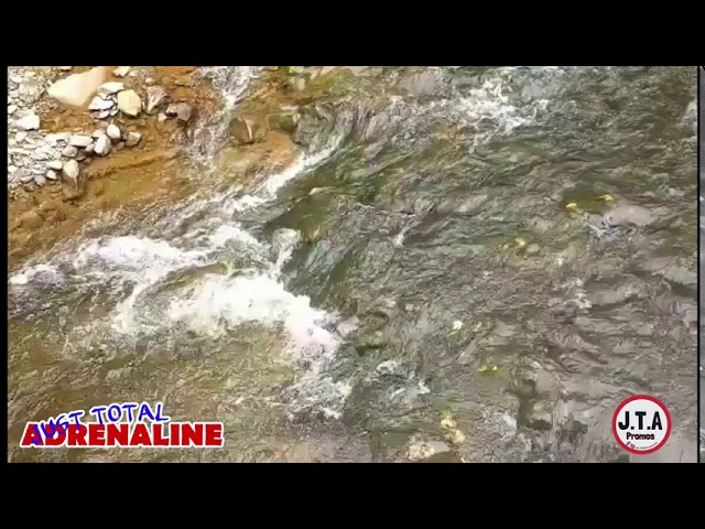 Slitrig Water in Hawick - Short Scottish River video clip by JTAPromos www.JTAPromos.net