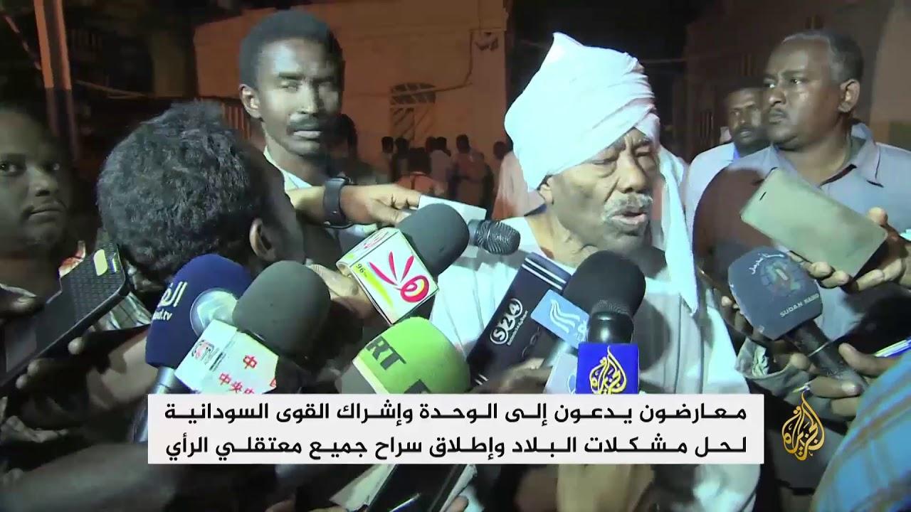 الجزيرة:السلطات السودانية تفرج عن 80 معتقلا سياسيا