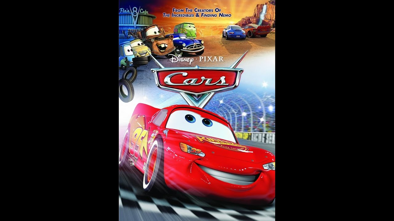 Opening To Cars 2006 Dvd Youtube