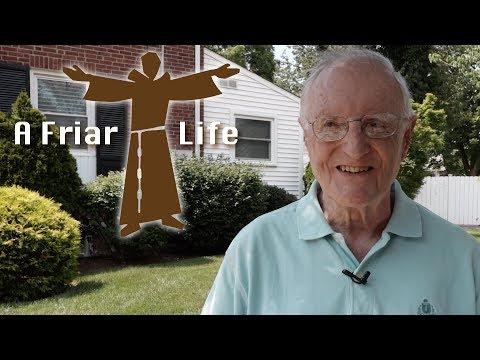 A Friar Life: Fr. Joe Nangle, OFM
