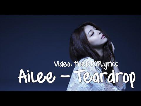 [Eng/Rom] Ailee - Teardrop