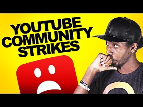 2019 YOUTUBE POLICY CHANGE COMMUNITY GUIDELINES STRIKES Mp3