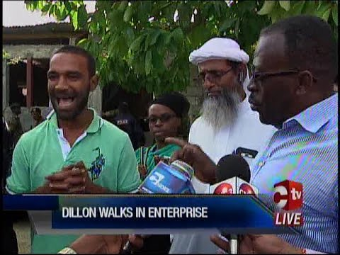 Dillon And Unruly ISIS Leader In Heated Exchange In Enterprise