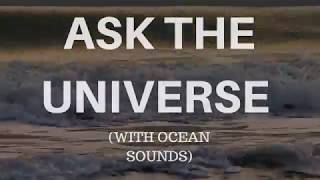 ASK THE UNIVERSE -A guided SLEEP meditation, realize your meaning in life (with OCEAN SOUNDS)