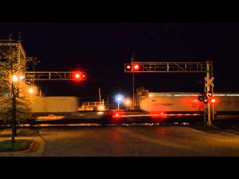 Night Trains at Centralia, Missouri
