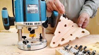 Фрезерование и изготовление доски для нарезки сыра, board for cutting cheese
