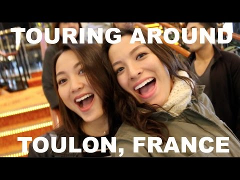 WHAT TO DO IN TOULON, FRANCE?!   TRAVEL VLOG