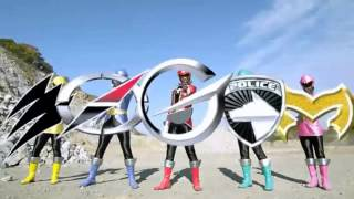 Super Megaforce Opening - Mighty Morphin Music